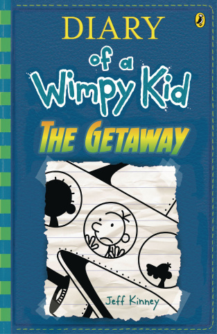 Diary of a Wimpy Kid Vol. 12: Getaway