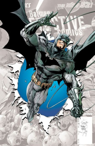 Detective Comics #0