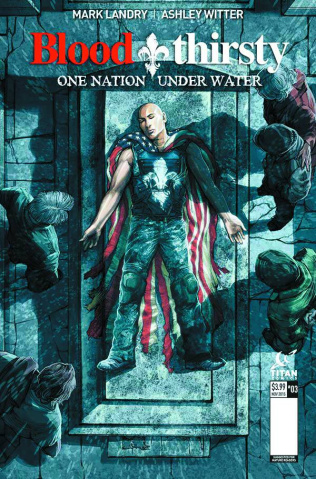 Bloodthirsty #3 (Witter Cover)