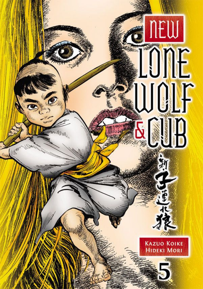 New Lone Wolf & Cub Vol. 5