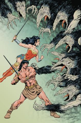 Wonder Woman / Conan #5