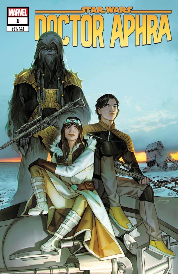 Star Wars: Doctor Aphra #1 (Remenar Cover)