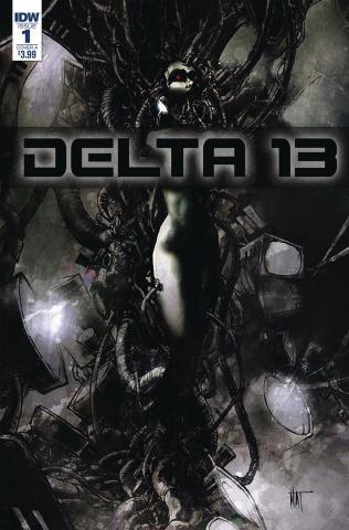 Delta 13 #1 (Jones Cover)