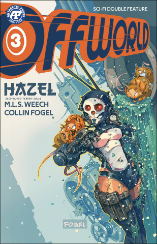 Offworld: Sci-Fi Double Feature #3
