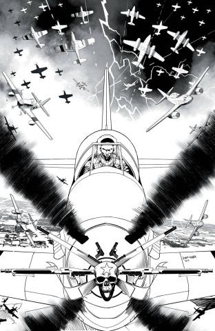Dark Blood #1 (Unlockable Mora Cover)