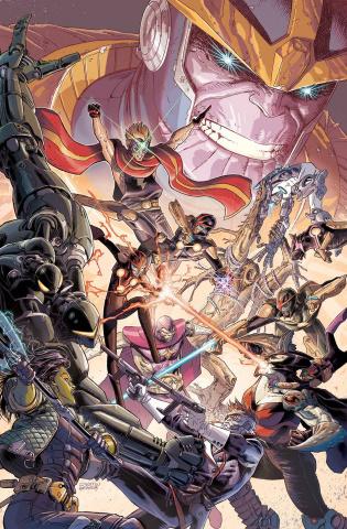 The Infinity Gauntlet #4