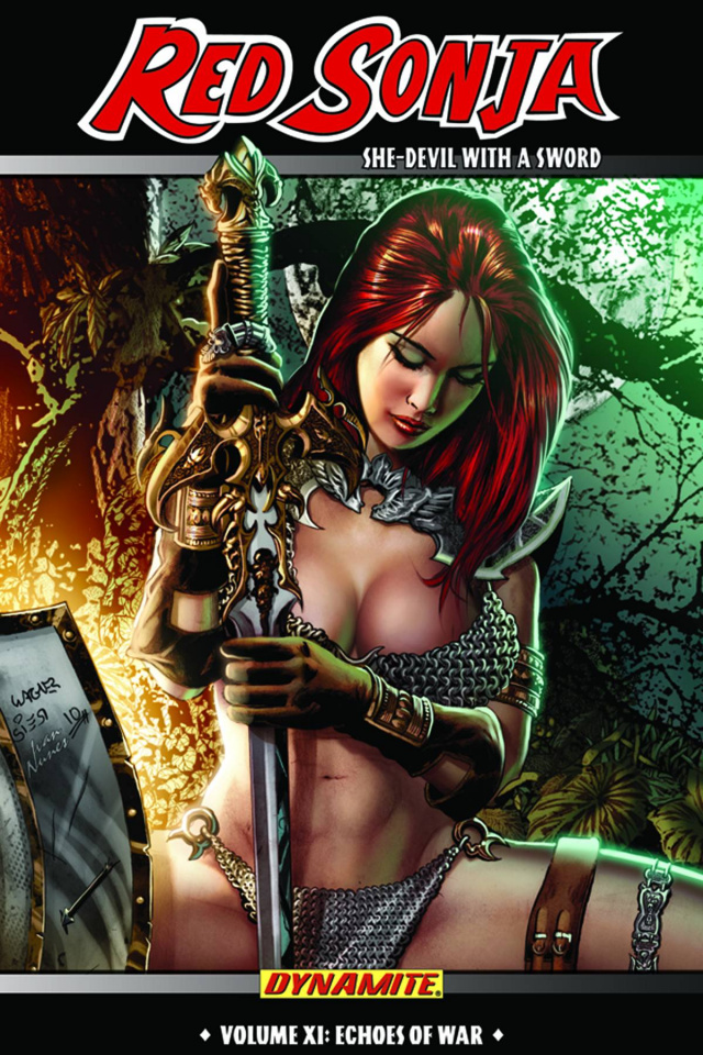 Red Sonja Vol. 11: Echoes of War
