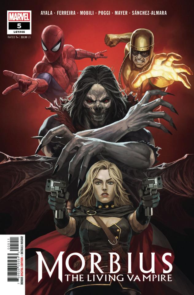 Morbius #5