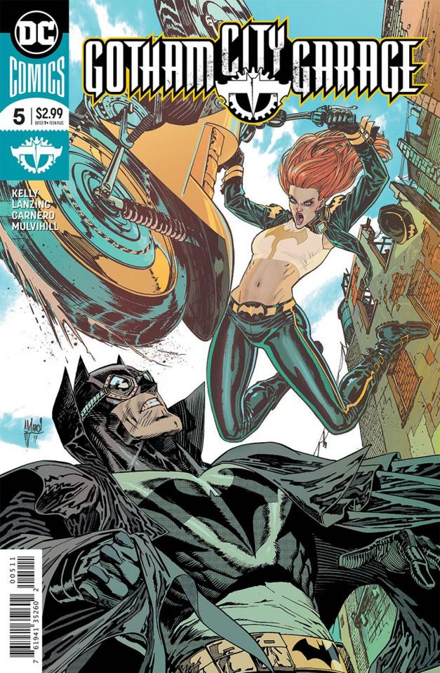 Gotham City Garage #5