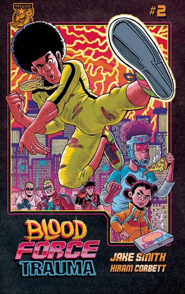 Blood Force Trauma #2