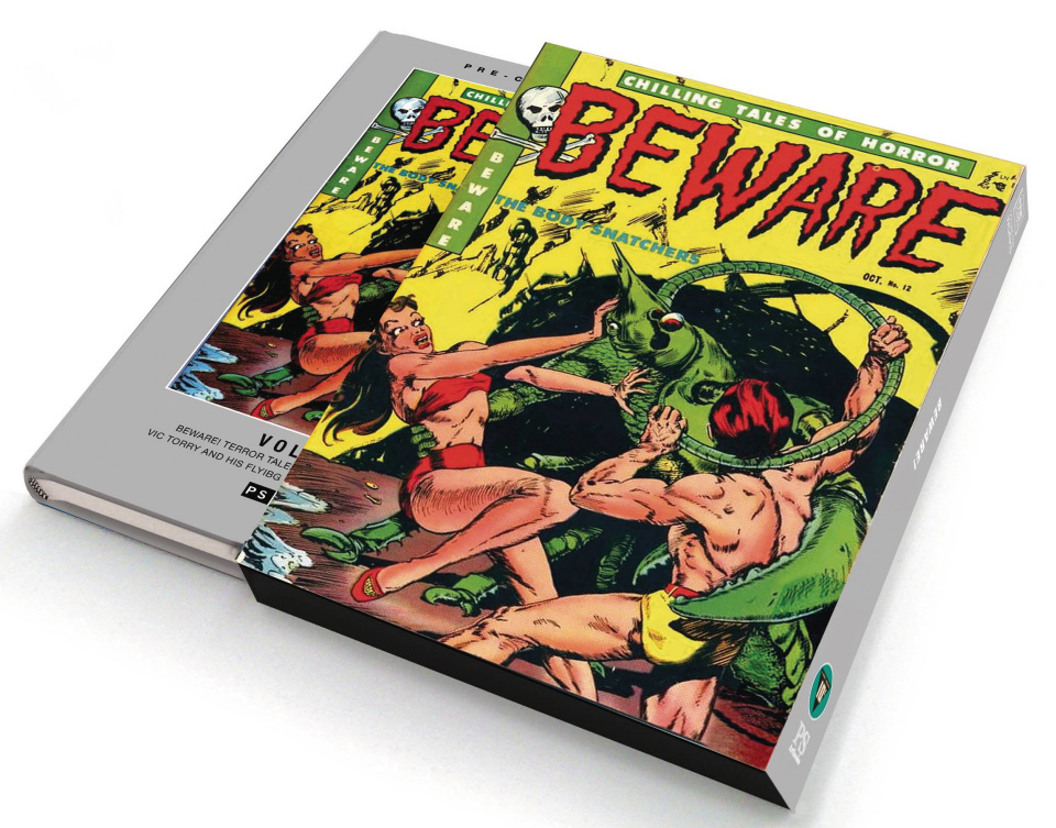 Beware! Vol. 1 (Slipcase Edition)