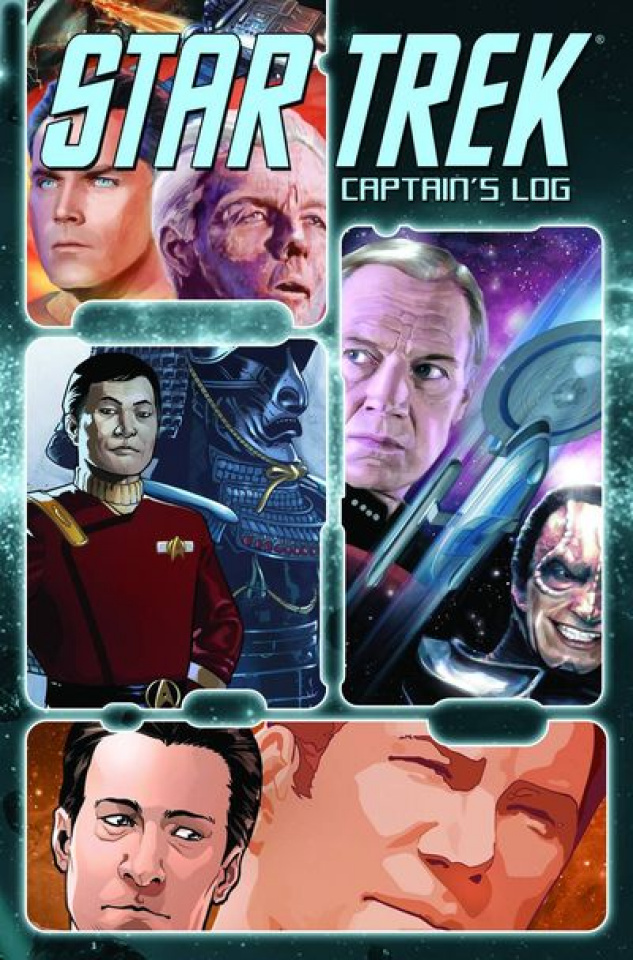 Star Trek: Captain's Log Vol. 1