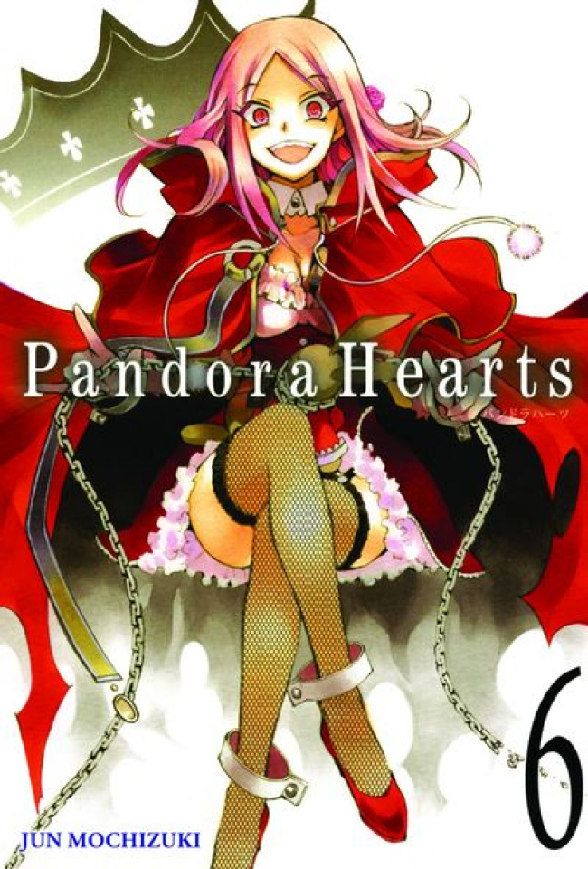 Pandora Hearts Vol. 6