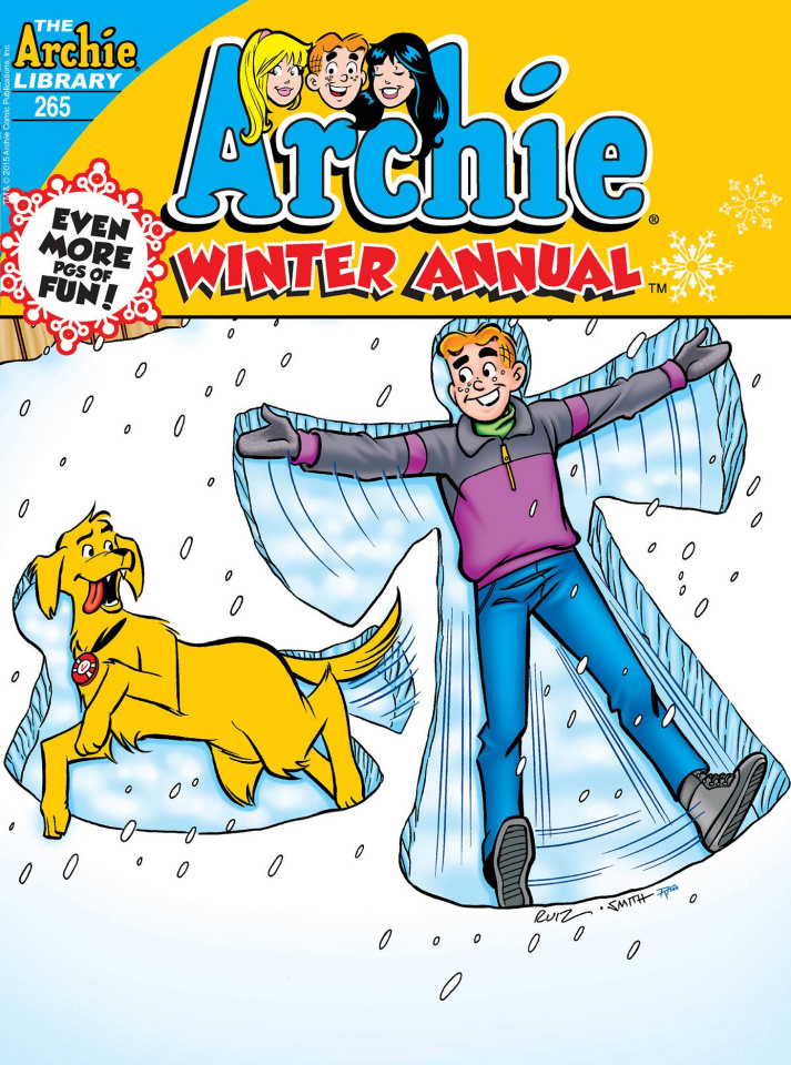 Archie Winter Annual Digest #265