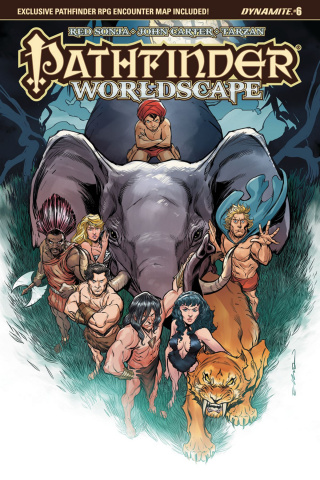 Pathfinder: Worldscape #6 (Fernandez Cover)