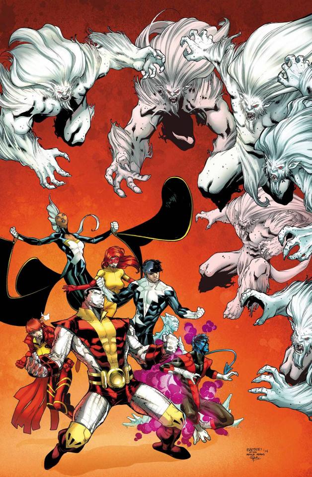 Amazing X-Men #12
