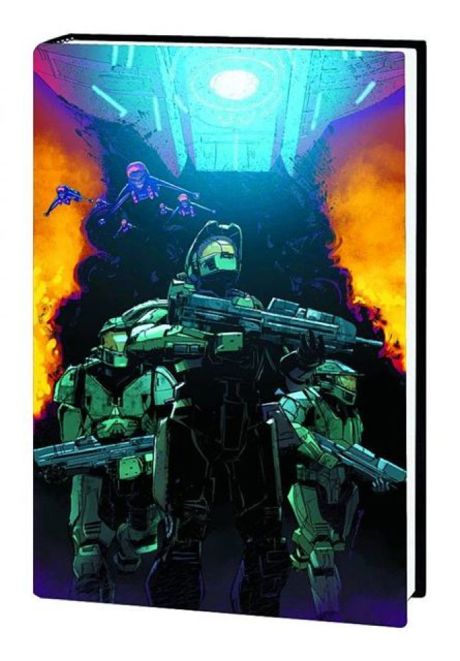 Halo: The Fall of Reach - Covenant
