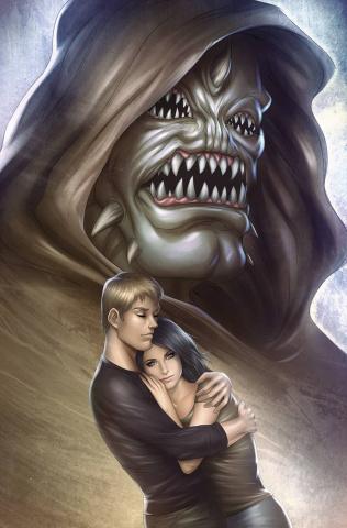 Grimm Fairy Tales: Wonderland #37 (Meguro Retribution Cover)