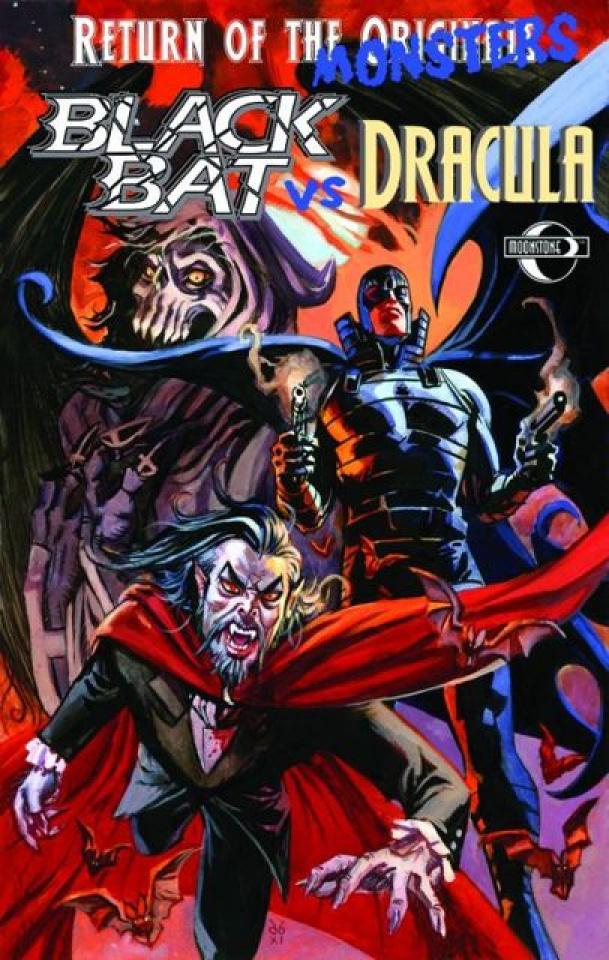Return of the Monsters: Black Bat vs. Dracula