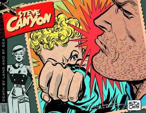Steve Canyon Vol. 3: 1951-1952