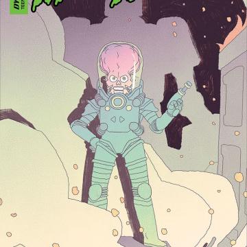 Mars Attacks #4 (Smart Cover)