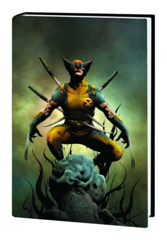 Wolverine: Wolverine Goes to Hell Premiere Hardcover