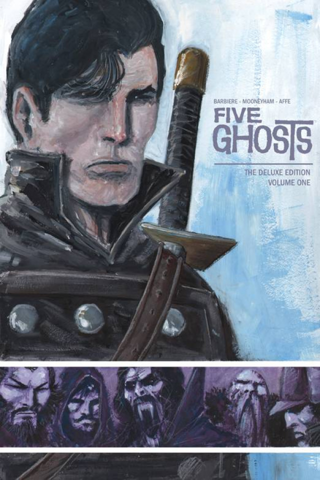 Five Ghosts Vol. 1 (Deluxe Edition)