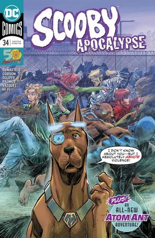Scooby: Apocalypse #34