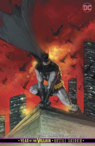 Detective Comics #1016 (Card Stock Cover)