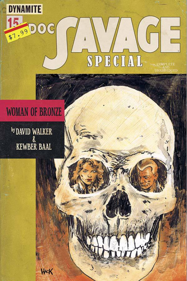 Doc Savage Special 2014