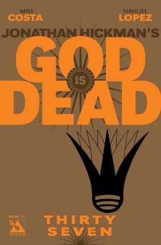 God Is Dead #37