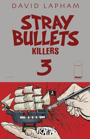 Stray Bullets: Killers #3