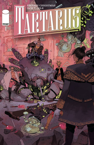 Tartarus #1 (Cole Cover)