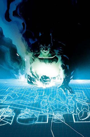Detective Comics #960 (Variant Cover)