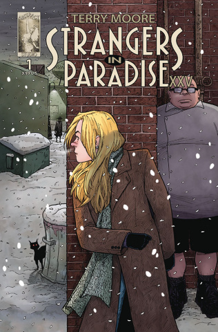 Strangers in Paradise #2