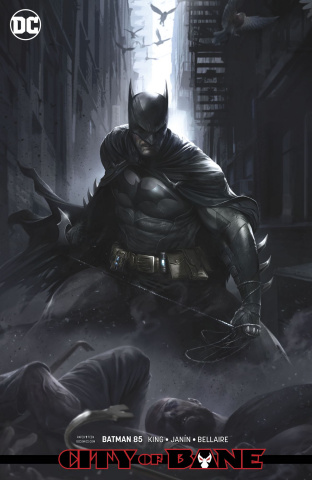 Batman #85 (Card Stock Cover)