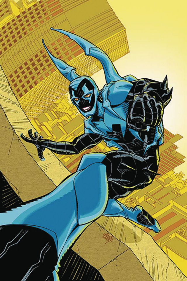 Blue Beetle #3 (Variant Cover)