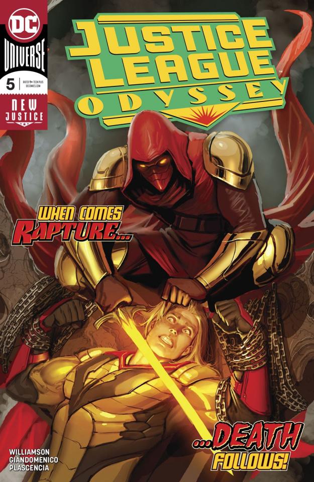 Justice League: Odyssey #5
