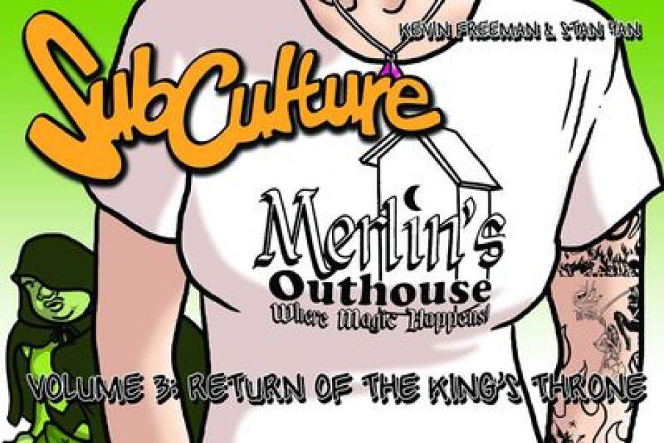 Subculture Webstrips: Return of the King's Throne