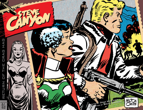 Steve Canyon Vol. 8: 1961-1962