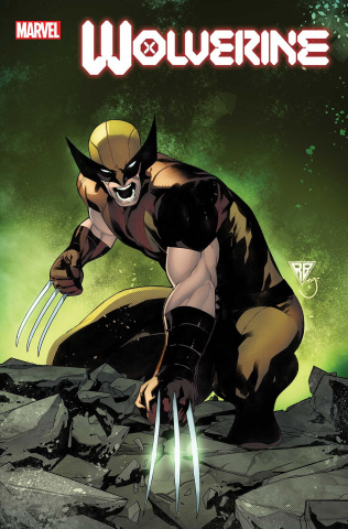 Wolverine #1 (Silva Cover)