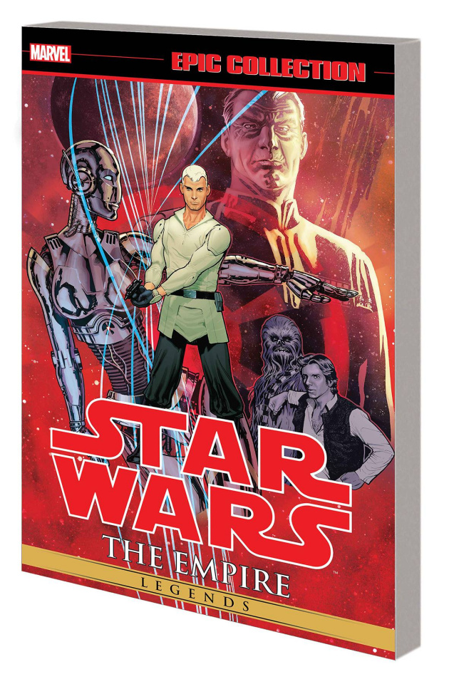 Star Wars Legends: The Empire Vol. 6 (Epic Collection)