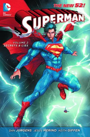 Superman Vol. 2: Secrets and Lies