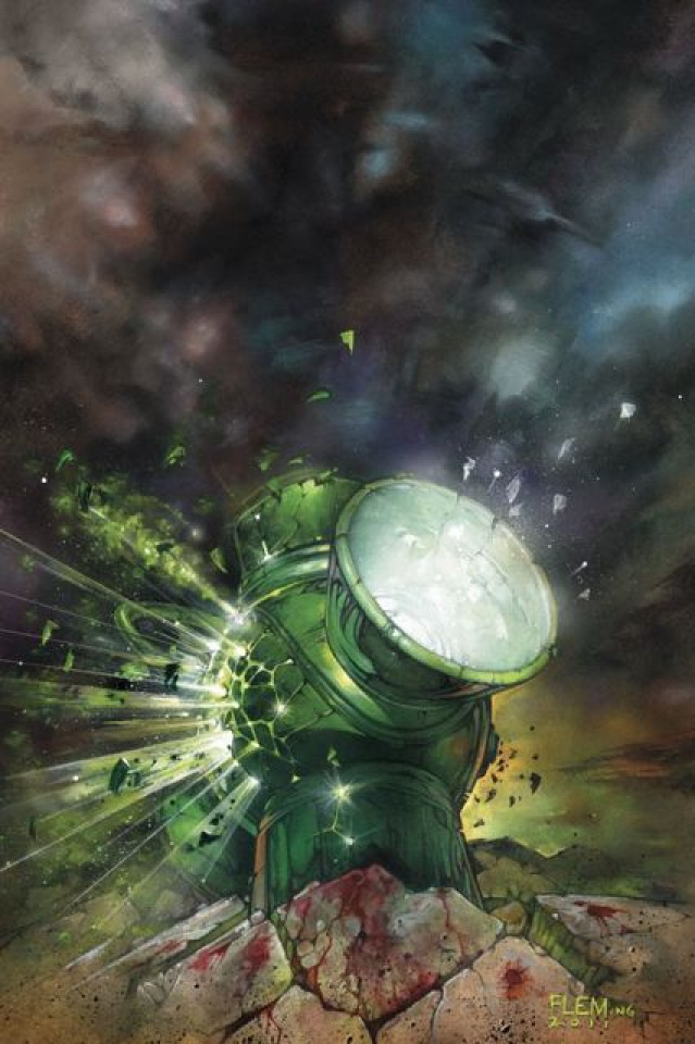 War of the Green Lanterns: Aftermath #2
