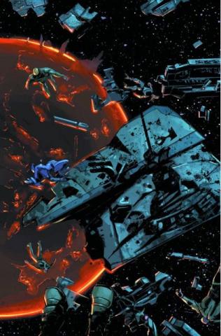 Formic Wars: Silent Strike #5