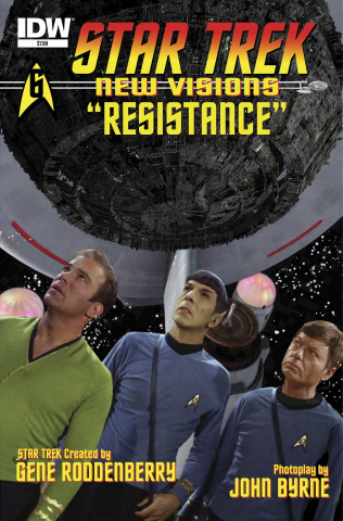 Star Trek New Visions: Resistance