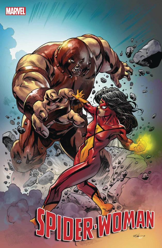 Spider-Woman #2 (Hawthorne Villain Cover)