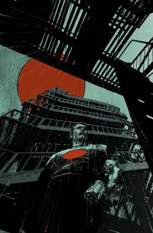 Bloodshot & H.A.R.D. Corps #22 (De La Torre Cover)