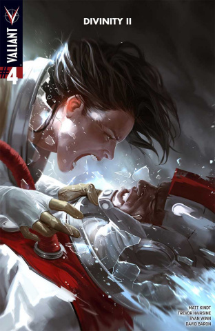 Divinity II #4 (Kevic-Djurdjevic Cover)
