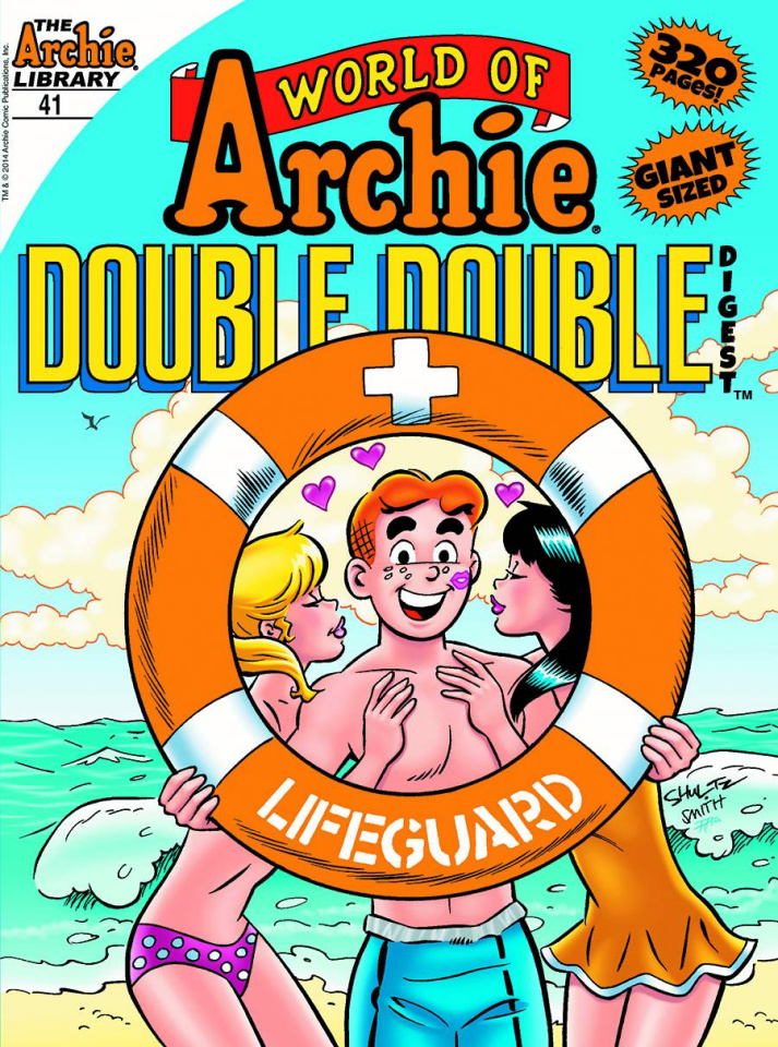 World of Archie Double Digest #41
